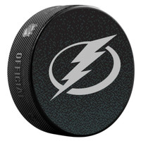 Tampa Bay Lightning Limited Edition Third Jersey Puck