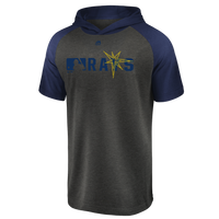 Men's Tampa Bay Rays Authentic On-Field Short Sleeve Hoodie