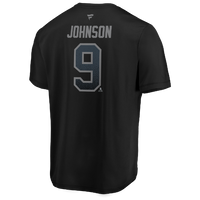 Men's Tampa Bay Lightning Tyler Johnson Name & Number Performance Third Jersey Tee