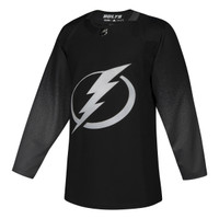 Tampa Bay Lightning adidas ADIZERO Authentic Third Jersey
