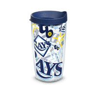 Tampa Bay Rays 16oz All Over Tervis Tumbler