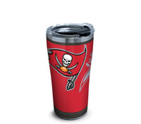 Tampa Bay Buccaneers 20oz Stainless Steel Rush Tervis Tumbler