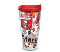 Tampa Bay Buccaneers 24oz All Over Tervis Tumbler