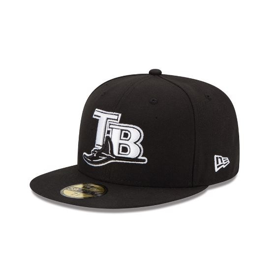 9ea302b0b19 Men s Tampa Bay Rays New Era 59FIFTY The League Fitted Hat - Tampa Bay  Sports
