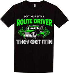 Route Driver Short Sleeve Tee