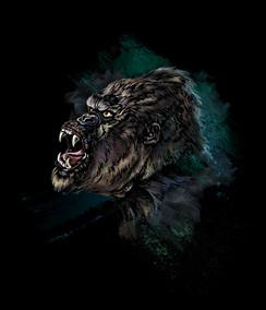 VDD Exclusive Gorilla Warfar - Green