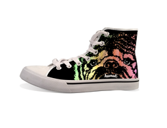 VDD Exclusive Rainbow Bulldog Sneaker