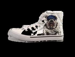 VDD Exclusive White Classic Sneaker