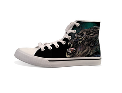 VDD Exclusive Gorilla Warfar Green Sneaker