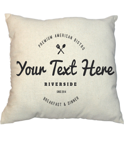 Pillow - Vintage Stamp 1011
