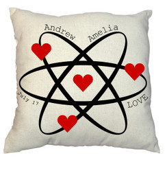 Pillow - Sphere of Love Design ii
