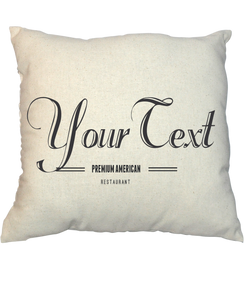Pillow - Vintage Stamp V21003