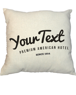 Pillow - Vintage Stamp V21008