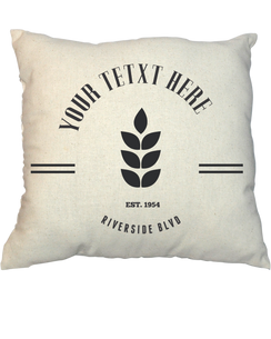 Pillow - Vintage Stamp V21014