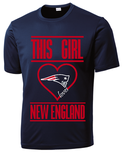 This Girl Loves New England