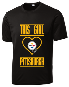 This Girl Loves Pittsburgh