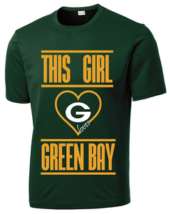 This Girl Loves Green Bay