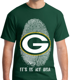 It's In My DNA Packers