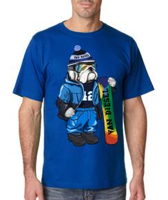 Snowboard Diesel T-Shirt