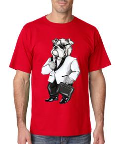 Black & White Suit Diesel T-Shirt