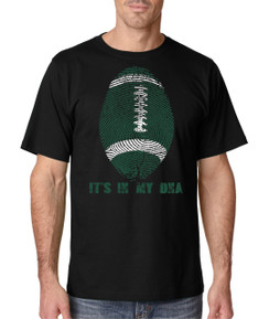 Sports DNA Mens Tshirt Philadelphia Boys Tshirt Baby Football Ears Tshirt Infant Big Tall Plus Sizes Custom Tee