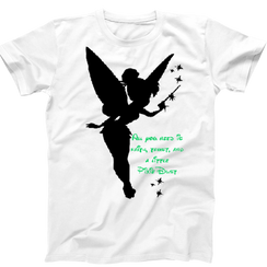 Disney Tinkerbell Ladies Tshirt Girls Tshirt Baby Bodysuit