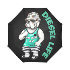 Sun Umbrella Bulldog Diesel Life Umbrella Rain Accessories Bulldog