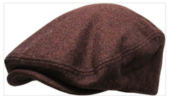 Newsboy Ascot Hat  Free 1 Location Text