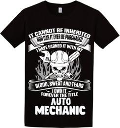 Mechanic Auto Mechanic, Diesel Mechanic, Electrician, Plumber, Mechanical Engineer