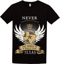 Texas Women TShirt