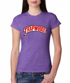 Trapwoods Backwoods Ladies Mens Tshirt Boys Tshirt Baby Bodysuit 1