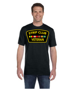 Strip Club Veteran Tshirt