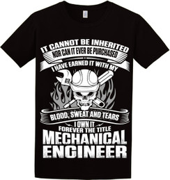 Mechanical Engineer Tee