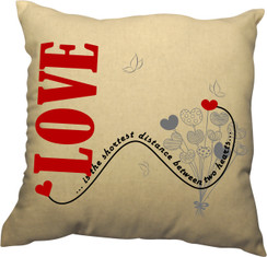 Pillow -Love Fairy Design