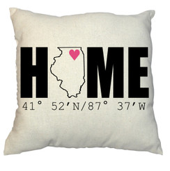 Pillow - My Home