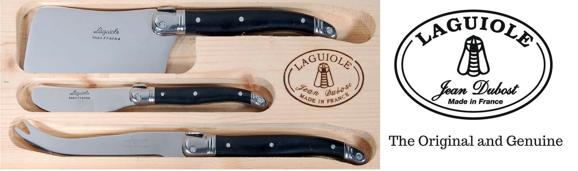 Laguiole Jean Dubost French cutlery