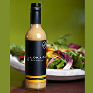 Honey Mustard Dressing created by Jamies Fine Dressings from all natural ingredients.