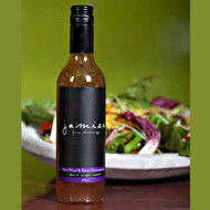 Red Wine and Herb Vinaigrette by Jamies Fine Dressings. Splash this salad dressing over rocket leaves!