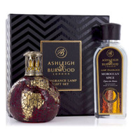 Ashleigh and Burwood - Dragons Eye with Japanese Orchid Fragrance Lamp