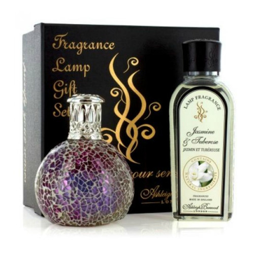 Ashleigh and Burwood - Pearlscence with JFresh Linen Fragrance Lamp