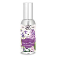 Lilac and Violets Room Spray by Michel Design Works to freshen your home with one quick burst
