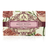 Rose Petal Soap Bar AAA -  Artesanales de Antigua Aromatherapy