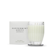 Peppermint Grove Fresh Sage and Cedar Small Candle 60g
