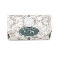 Earl Grey Large Bath Soap Bar by Michel Design Works
