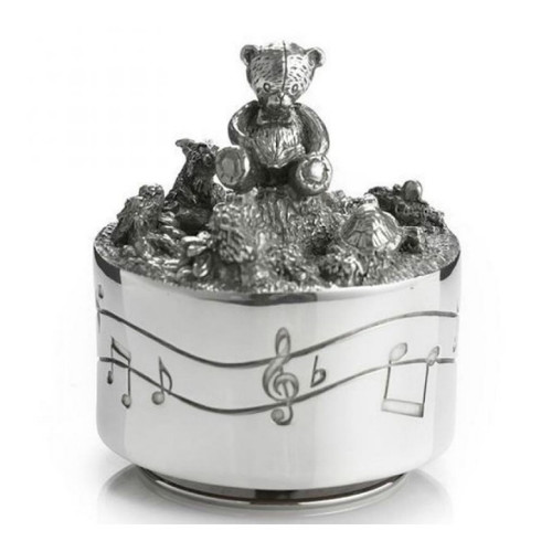 Royal Selangor Teddy and Friends Music Carousel