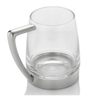 Royal Selangor Modern Glass Bottom Tankard - 560 ml