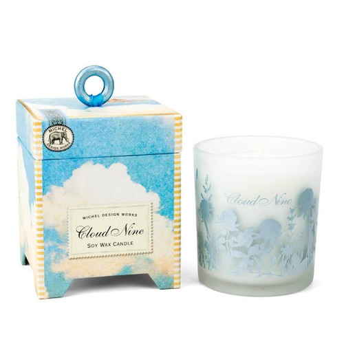 Cloud Nine Soy Wax Candle by Michel Design Works