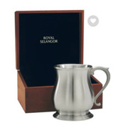 Royal Selangor Centenary Tankard 550 ml with Wooden Giftbox