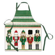 Nutcracker Apron by Michel Design Works
