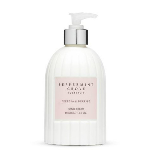 Peppermint Grove Hand and Body Cream - Freesia and Berries